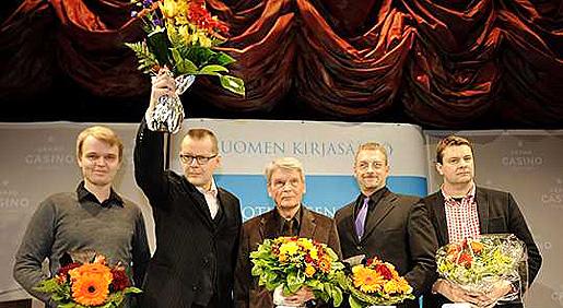 Finlandiaehdokkaat 2009/kuva: Kalevan kuva-arkisto
