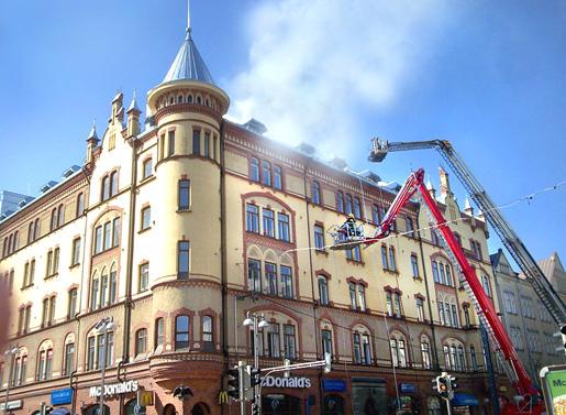 Commercen talo, Tampere 14.5.2010, klo 10.16