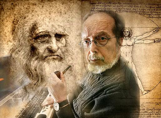 Kuvamanipulaatio: Leonardo da Vinci & Jukka Kemppinen.