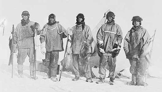 Scottin retkikunta etelämantereella 1911-1912