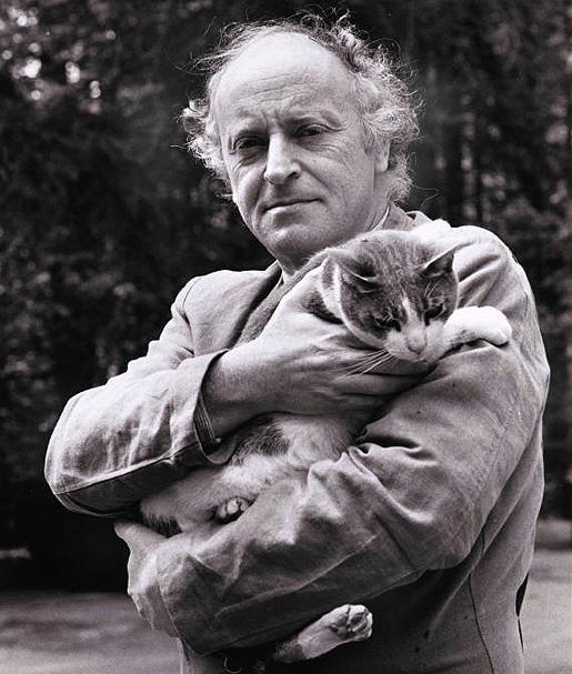 Joseph Brodsky, kirjallisuuden Nobel 1987.