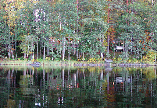 Helvi Hämäläisen Mansikkapaikka (2010)