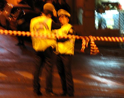 Ateenan poliisit 17.11.2010