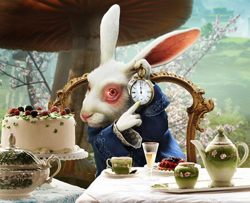 Kuva: Disney, Alice in Wonderland in cinemas 2010.