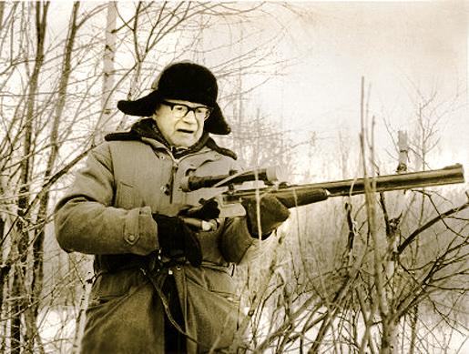 Presidentti Urho Kekkonen, Neuvostoliitto/Zavidovo
