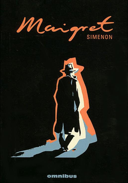 Georges Simenon: Maigret.