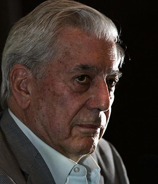 Mario Vargas Llosa: kirjallisuuden Nobel 2010.