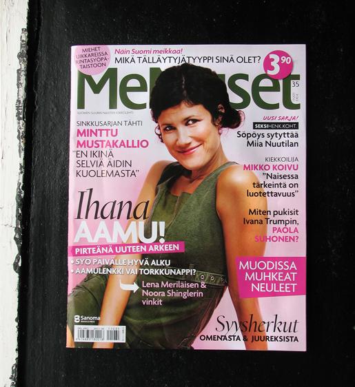 Me Naiset 1.9.2011