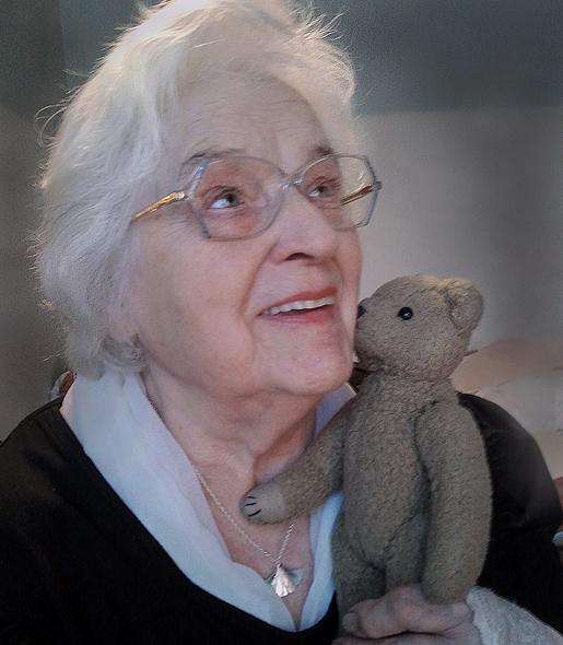 Kaarina Siro, 83 vuotta 3.2.2012