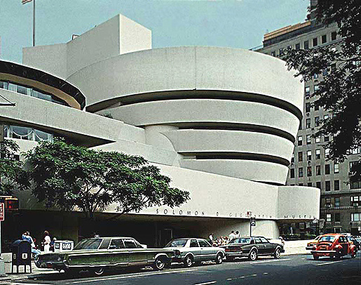 Guggenheim, New York.