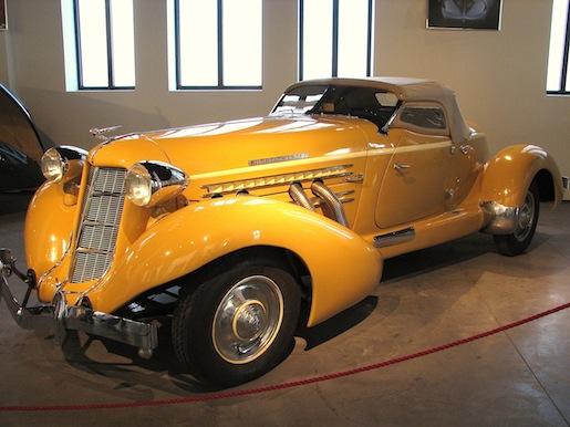 Auburn, Malagan automuseo.