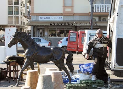 Fuengirola, helmikuu 2012