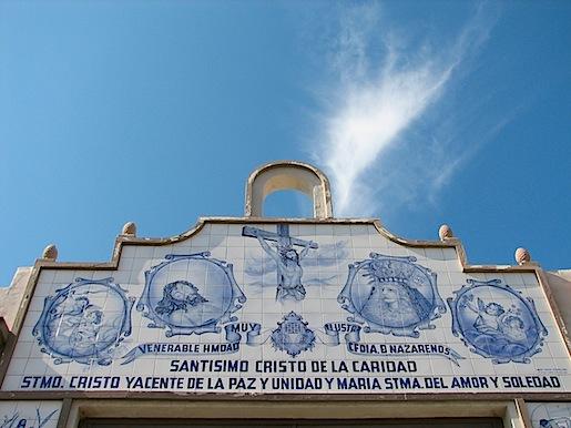 Fuengirola, helmikuu 2012.