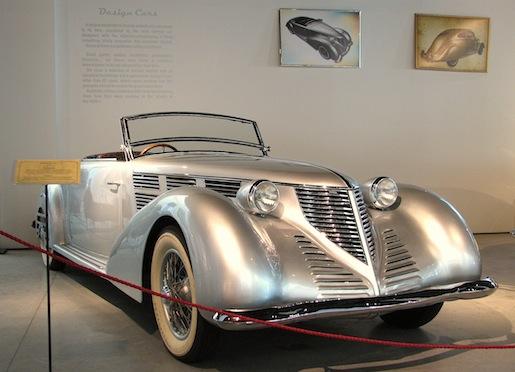 Lancia, Malagan automuseo.