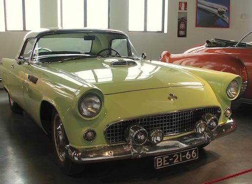 Arthur Millerin auto, Malagan automuseo.