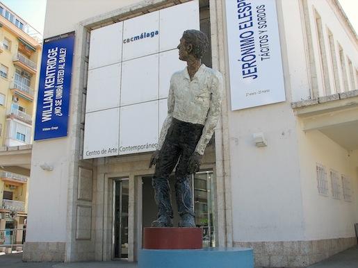 Centro de Arte Contemporáneo de Malaga