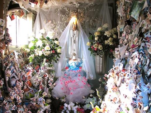 Virgin del Carmen, 2012.