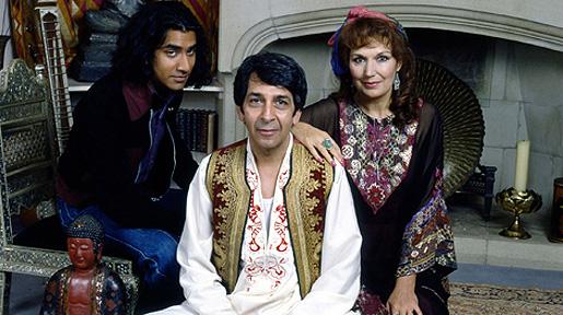 Tv-sarja/Esikaupunkien buddha. Kuva: bfi.org.uk