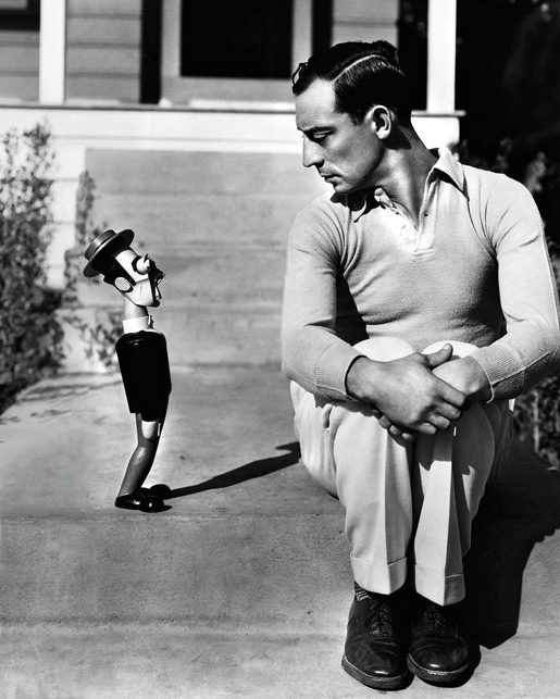 Silen movies, Buster Keaton