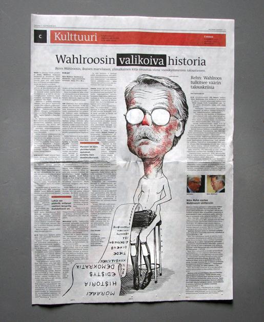 Helsingin Sanomat 17.4.2012