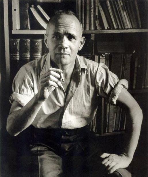 Jean Genet (1910-1986) kuva: Brassai