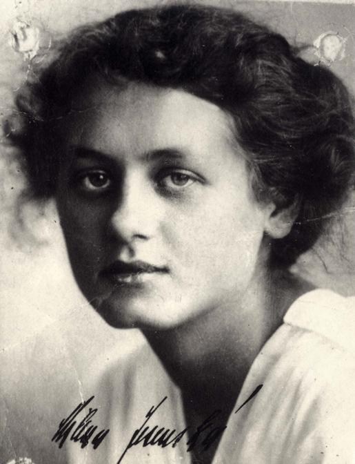 Milena Jesenská (1896-1944)