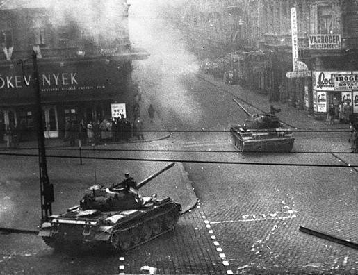 Budapest 1956.