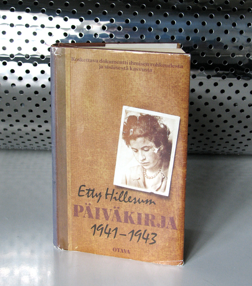 Etty Hillesum Pivkirja 1941 -1943. Otava 1984.