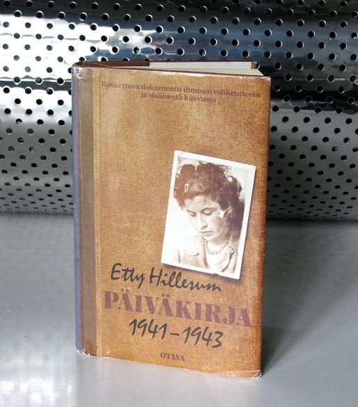 Etty Hillesum Päiväkirja 1941 -1943. Otava 1984.