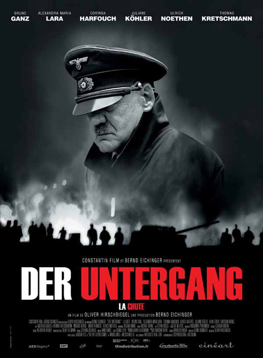 Der Untergang, Perikato. Ensi-ilta Suomessa 2005.
