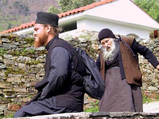 Athos, (Karyes) Kreikka 2001.
