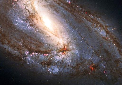 Kuva: Hubble-avaruusluotain.