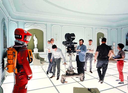Stanley Kubrick, Avaruusseikkailu 2001.