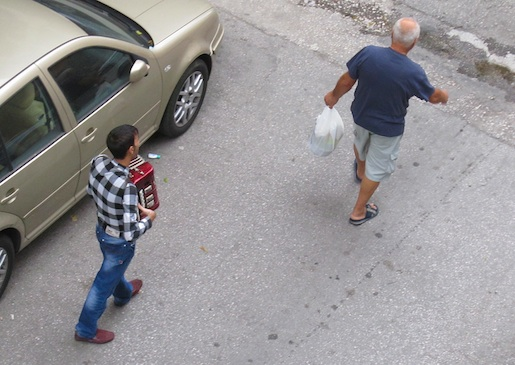 Ateena, Soutsou 9.11.2012