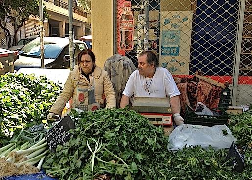 Kalvou, Ateena 14.11.2012