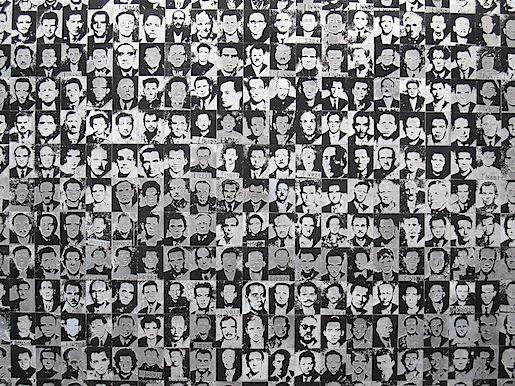 Kuva Budapestin Terrorismin museosta.