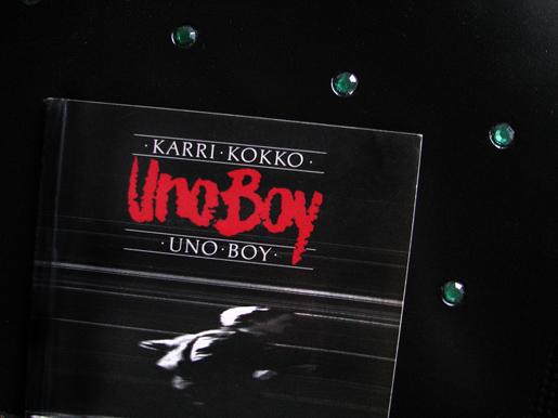 Karri Kokko, Uno Boy (wsoy 1992, ntamo 2012)