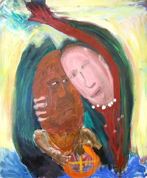 Tarmo Paunu: Pagan Couple, 2011.