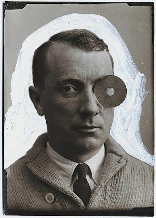 Hans Arp, otos Katherine S. Dreier 1926.