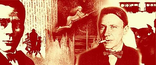 Mihail Bulgakov (Saatana saapuu Moskovaan)