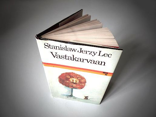 Ensimmäisen suomenkielisen painoksen julkaisu 1968.