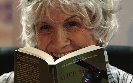 Alice Munro. english.astroawani.com
