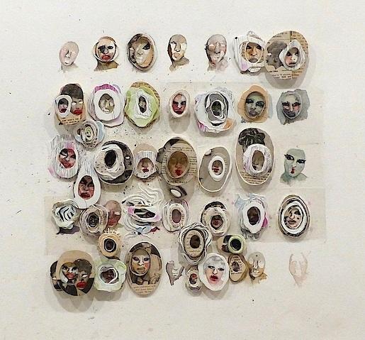 AxME, Ellen Gallaherin näyttely Sara Hildenillä 26.1.2014 saakka.