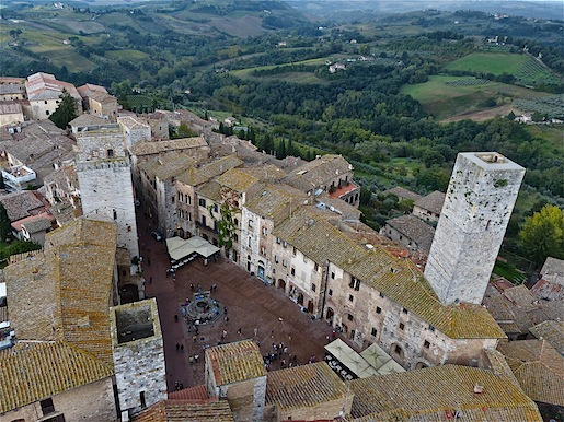 Toscana, lokakuu 2013
