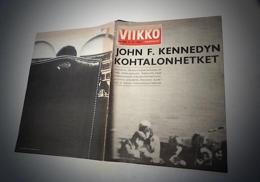 Viikkosanomat No 48B 3.12.1963
