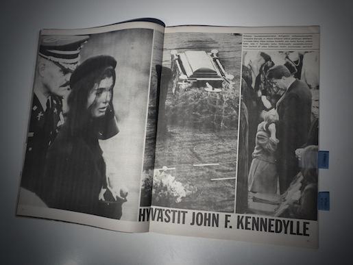Viikkosanomat No 49 6.12.1963