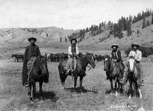 Cowboy-kuva: http://thecivilwarparlor.tumblr.com/