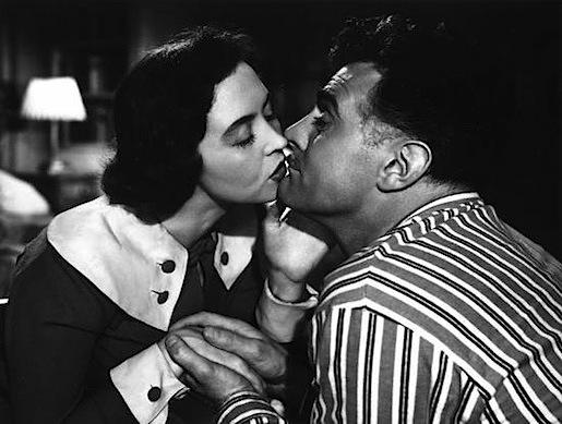 Aino Mantsas ja Tauno Palo (Hilmanpäivät 1954)