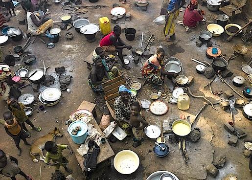 Bossangoa, Keski-Afrikan tasavalta / Fred Dufour / AFP