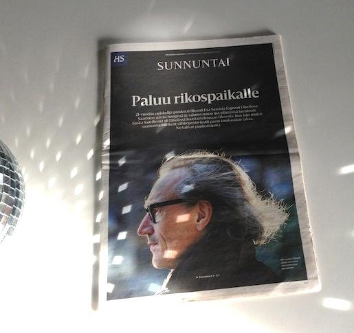 Helsingin Sanomat 16.3.2014